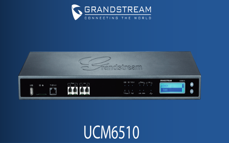 Grandstream UCM6500 Feature