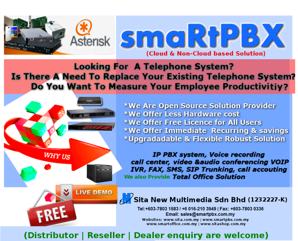 smaRtPBX IP PBX